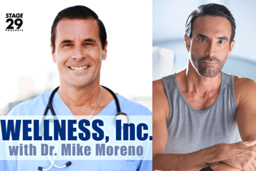 Physical and Mental Fitness with Jorge Cruise