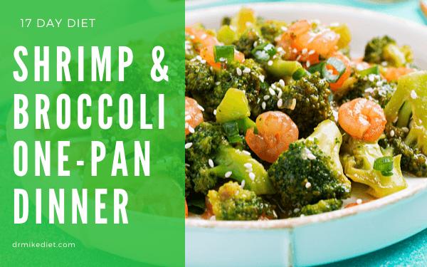 Summer Shrimp and Broccoli