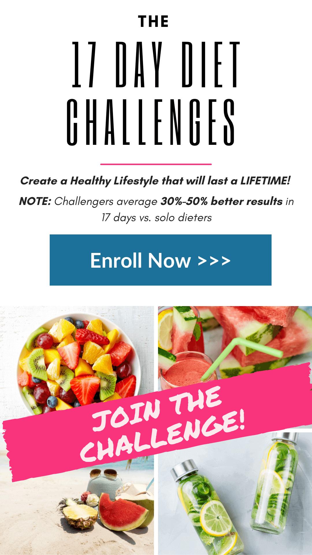 17 Day Diet Support